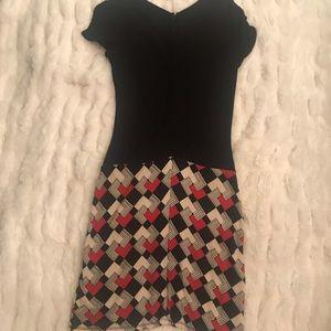 Ann Taylor retro schoolgirl-inspired dress. Cool!